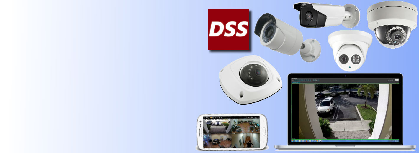 CCTV Systems for <BR> <span>Residential and Commercial Applications</span>